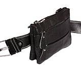 Вместительная кожаная сумка для мужчин 300151, фото 8