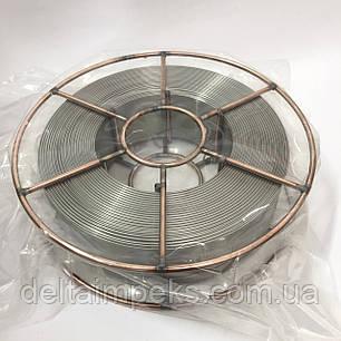 Сварочная проволока ER321 1,0мм 5кг нержавейка, фото 2