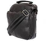 Мужская сумка большого размера из натуральной кожи 300124, фото 3