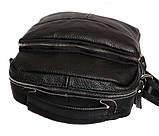 Мужская сумка большого размера из натуральной кожи 300124, фото 6