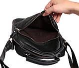 Мужская сумка большого размера из натуральной кожи 300124, фото 7
