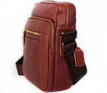 Мужская сумка через плечо цвета KT30111, фото 2