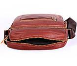Мужская сумка через плечо цвета KT30111, фото 6