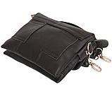 Горизонтальная мужская сумка для карманных вещей из натуральной кожи 300145, фото 4
