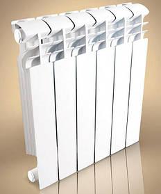 Алюминиевый радиатор Passat 500/100