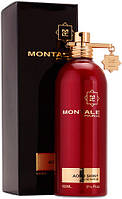 Лицензия парфюмированная вода Montale Aoud Shiny (унисекс) 100 мл, парфюм, туалетная, монталь духи