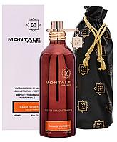 Тестер Montale Flowers Orange Унісекс 100мл, парфум, туалетна вода, парфуми, монталь оренж, парфуми
