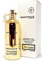 Тестер Montale Gold Flowers Унісекс 100 мл, парфум, туалетна вода, парфуми, монталь голд, парфуми