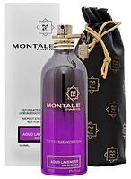 Тестер Montale Aoud Lavender Унісекс 100 мл, парфум, туалетна вода, парфуми, монталь лаванда