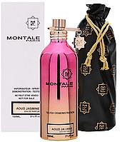 Тестер Montale Aoud Jasmine - 100 мл Унисекс, парфюм, туалетная вода, парфюмерия, монталь жасмин