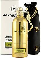 Тестер Montale Aoud Amber Унісекс 100 мл, парфум, туалетна вода, парфуми, монталь амбер, парфуми