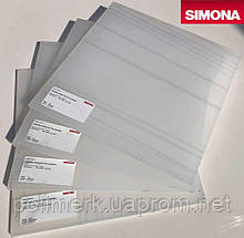 Лист SIMOLIFE EVA superflex, 400 х 400 мм, натуральный (белый) 15-mm