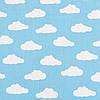 Детская палатка (вигвам) Springos Tipi XXL TIP05 White/Sky Blue, фото 7