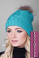 Женская шапка-труба, цвета в ассортименте
