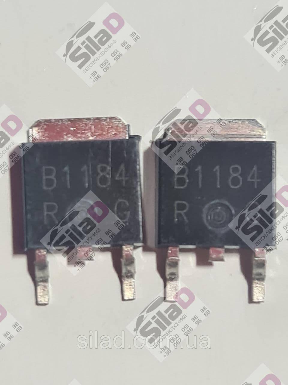Транзистор 2SB1184 B1184 Rohm корпус TO-252