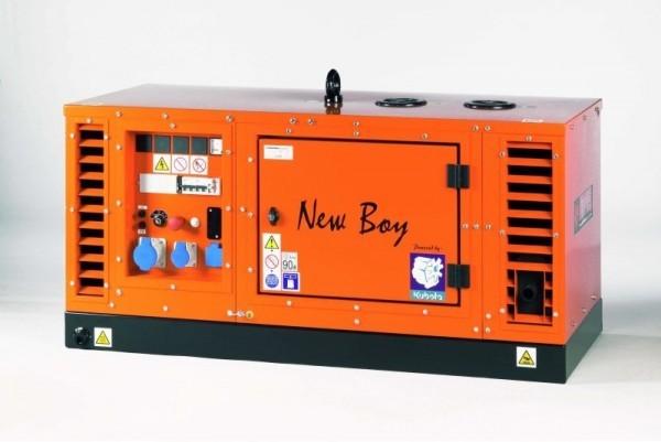 Однофазный дизельный генератор Europower ЕРS123DЕ (12 кВа)