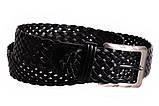 Мужская кожаная плетенка под брюки, фото 6
