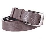 Двухсторонний ремень под классические брюки , фото 2