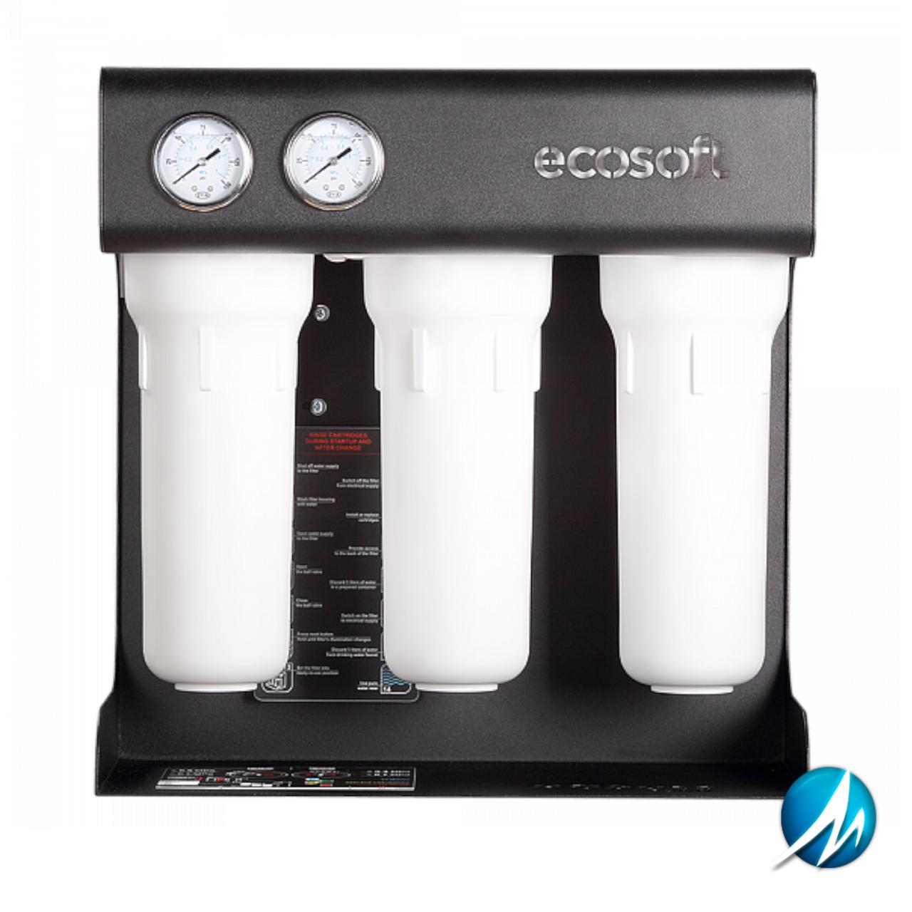 Фильтр обратного осмоса Ecosoft Rоbust 1500