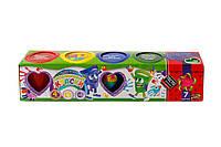Набір для малювання Пальчикові фарби Master-Do 7 кольорів (Danko Toys)Данко Тойс Україна PK-03-01