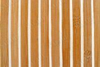 Бамбуковые обои  (полосатые) ширина планки 8/8;17/5мм высота 0.9 м