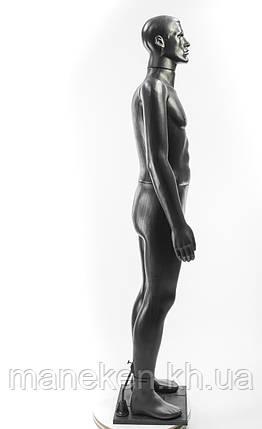 """М-н """"Сенсей"""" ВГ PN3 (черный) (201) к под-ке, фото 2"""