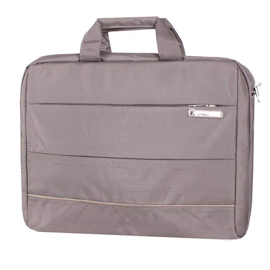 Сумка для ноутбука 17 дюймов N807A Серая