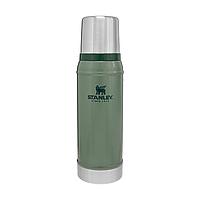 Термос Stanley Legendary Classic Hammertone Green 0.75 л (6939236347747)