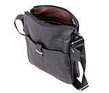 Мужская сумка из кожи MESS8139, фото 9