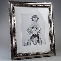 """Фоторамки рамка для фото подарчная семейная красивые готовые """"Рядом друг с другом"""" (36*44 см, ф - 28*35 см)"""