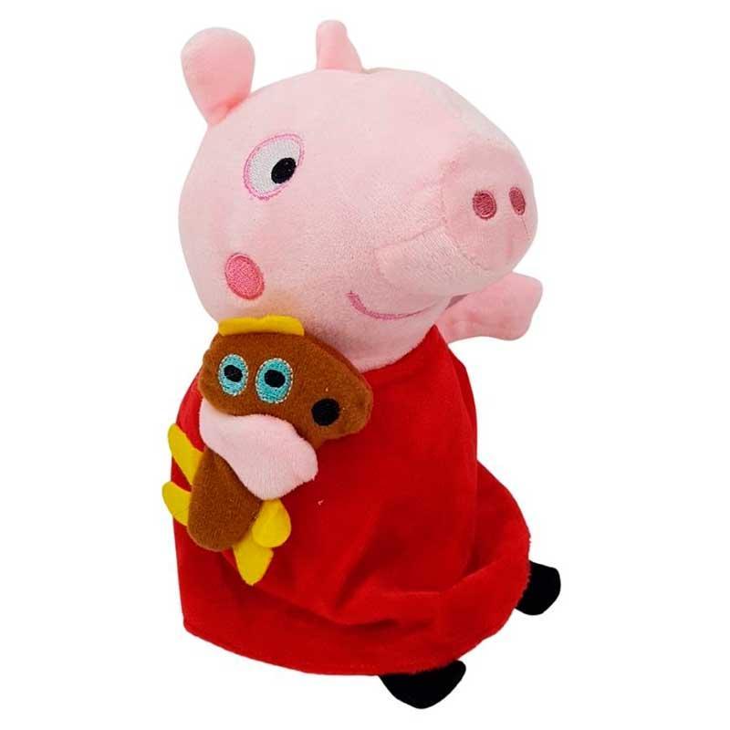 """Мягкая игрушка """"Свинка"""" 84012 красная, 20см"""