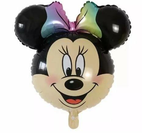 Фольгована кулька велика фігура Мінні Маус Китай 60*61см