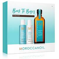 """Набор для волос """"Увлажнение"""" Moroccanoil Hydrating Kit"""