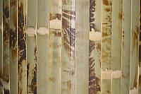 Бамбуковые обои  (черепаховые) ширина планки 17 высота 0,9м.;
