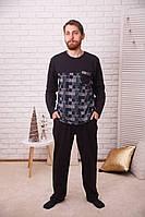 Пижама мужская больших размеров - Батал