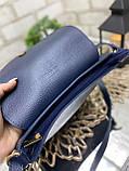 Клатч комбинированный нат.замша/кожзам качество люкс арт.0240-1, фото 4