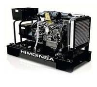 Трехфазный дизельный генератор HIMOINSA HYW-45T5 (36 кВт)