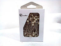 Кремовые булавки для флористики