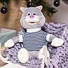 Кот Матроскин мягкая игрушка, 53 см, фото 4