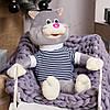 Кот Матроскин мягкая игрушка, 53 см, фото 6