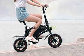 Электровелосипед KUGOO V1 | JILONG
