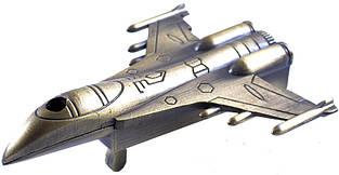 Зажигалка газовая Самолет №4411-1