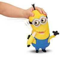 Великий інтерактивний міньйон Кевін з бананом, Minions Kevin Banana 27 см
