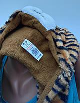 Шапка з шарфиком George  Розмір 104-128, фото 3