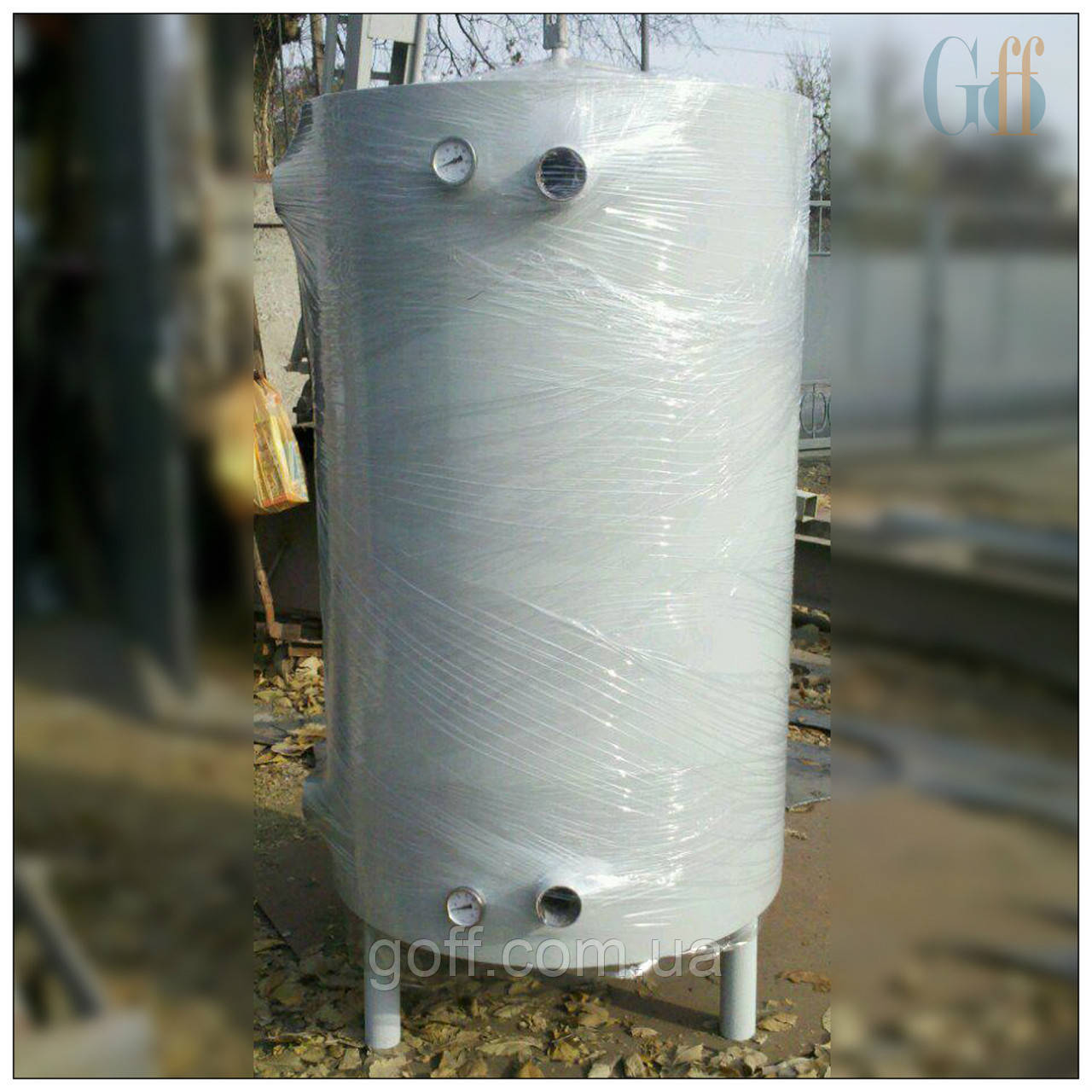 Теплоаккумулятор 620 литров