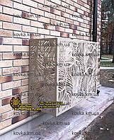 Корзина для кондиционера 6, Фасадный защитный экран для внешнего блока кондиционера
