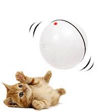 Sundy Игрушка для кошки USB smart мяч-шарик с хаотичным движением и излучаемой красной точкой