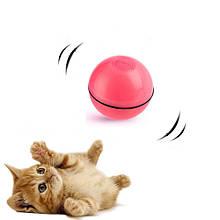 Sundy Игрушка для кошки USB smart мяч-шарик с хаотичным движением и излучаемой красной точкой Красный