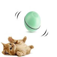 Sundy Игрушка для кошки USB smart мяч-шарик с хаотичным движением и излучаемой красной точкой Зеленый