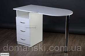 Маникюрный стол с ящиками, фото 2
